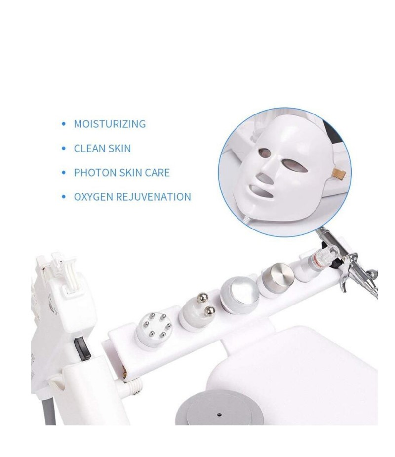 8 In 1 Water Dermabrassion Machine